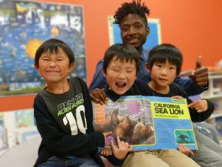 KEAP – Kids English Adventure Programs